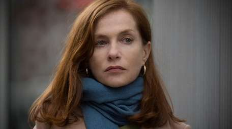 French actress Isabelle Huppert is up an Oscar