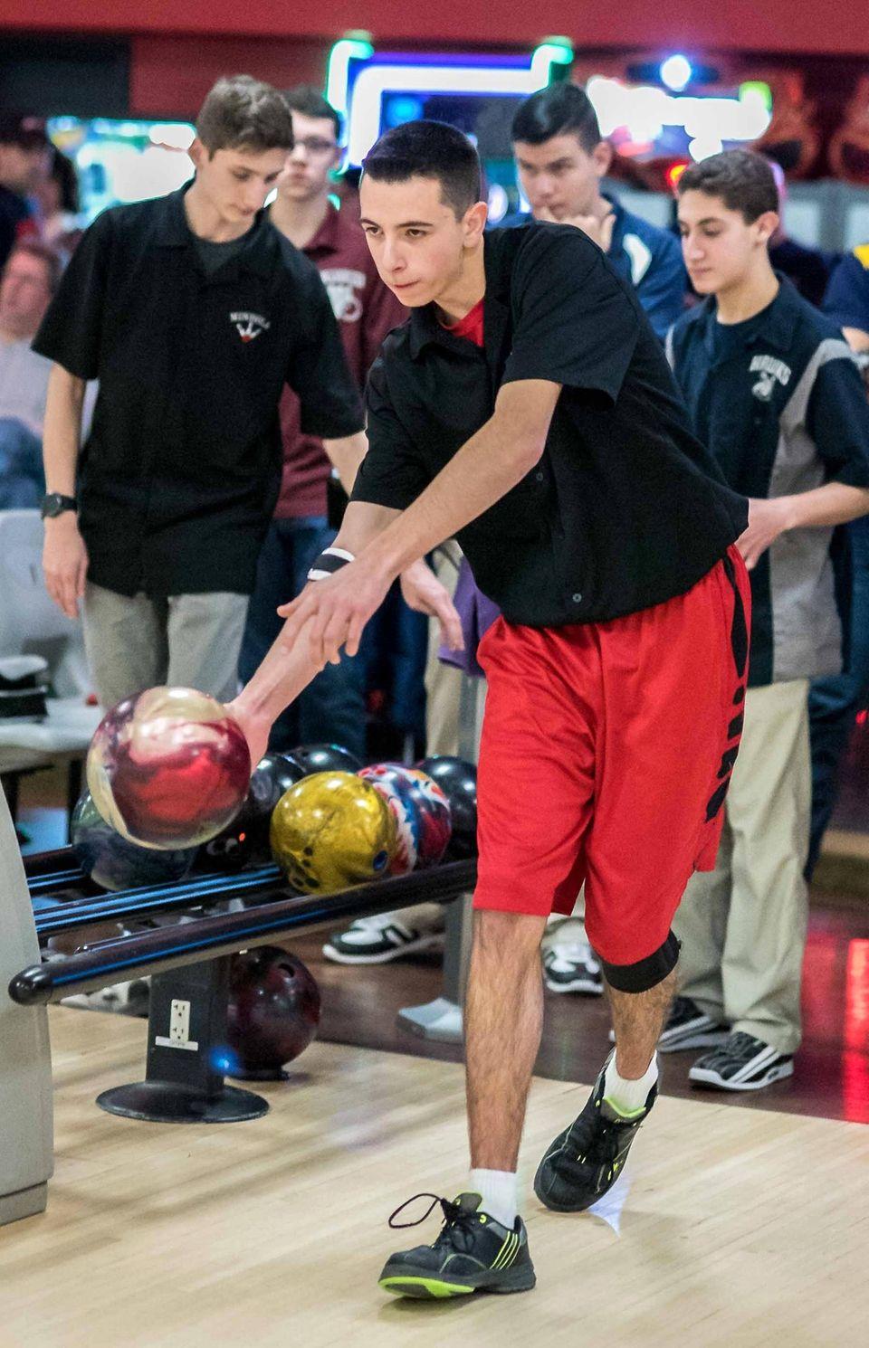 Nassau Individual Bowling Championships State Qualifier