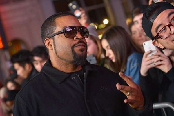 Actor/rapper Ice Cube attends the LA Premiere of