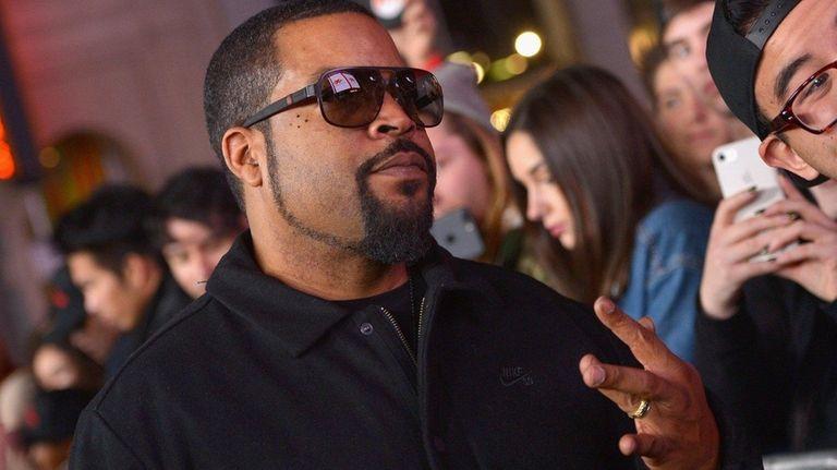 Actor/rapper Ice Cube attends the LA Premiere of