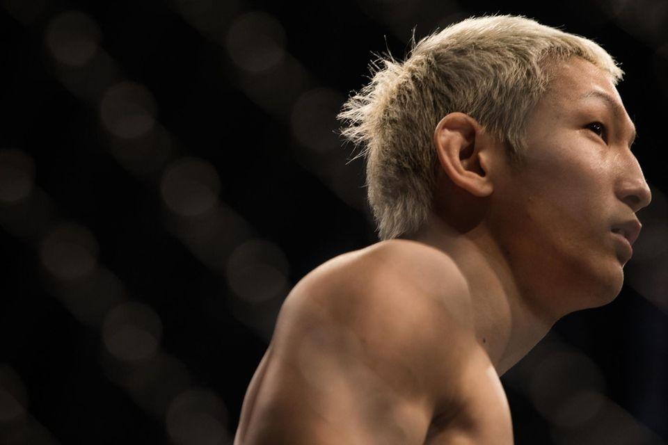 Flyweight Wilson Reis defeated Ulka Sasaki by unanimous