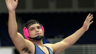 Long Beach's Mark Rivera defeated Kennedy's Boaz Smart