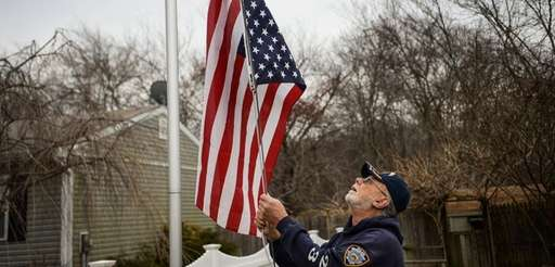 Patchogue resident James Klein, a registered Republican and