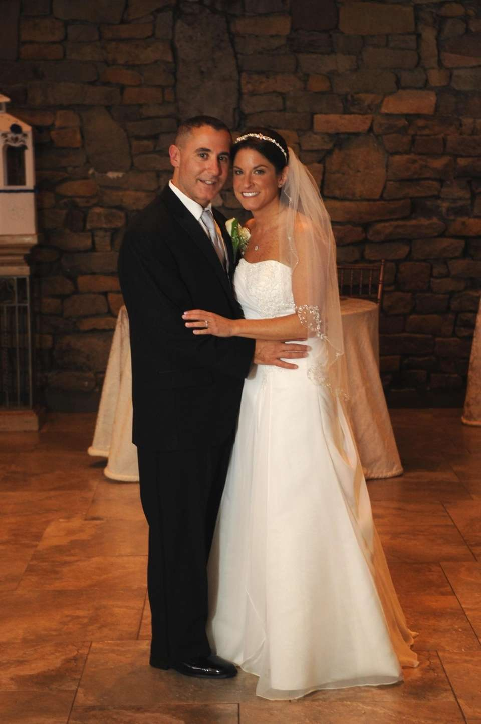 Allison and Barry Taylor-I married my best friend