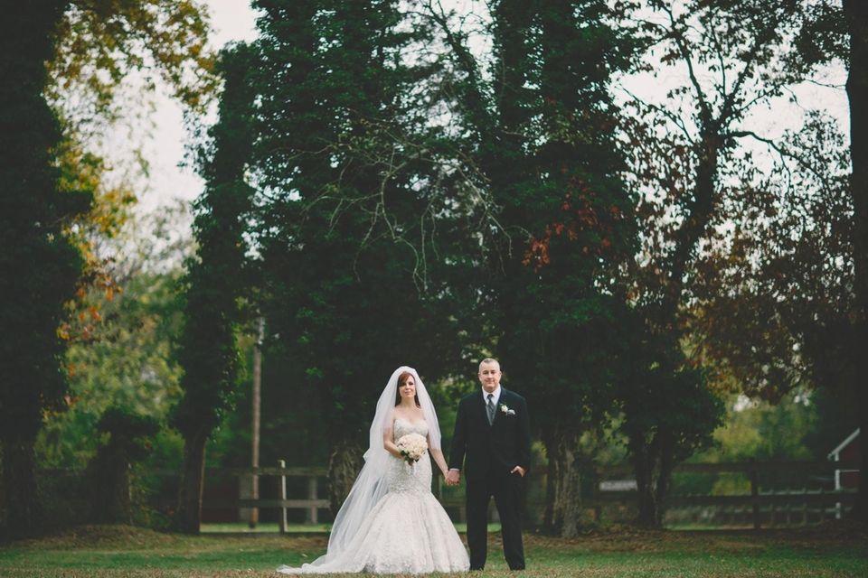 Todd and Jennifer's Wedding Day 10/30/16