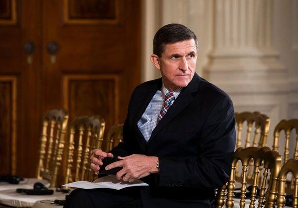Michael Flynn, national security adviser to President Donald