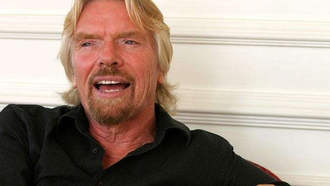 Ever wonder how Richard Branson founded Virgin at