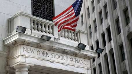 The New York Stock Exchange on Aug. 24,
