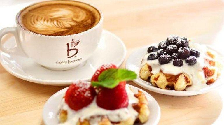 Caffe Bene, a Korean-based coffee chain, has closed