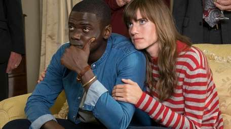 Daniel Kaluuya and Allison Williams star in
