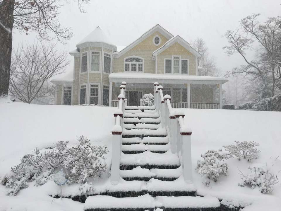 Snow Sweet Snow. A picturesque photo of our
