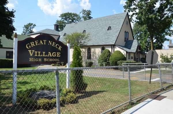 Great Neck Village High School, located at 614