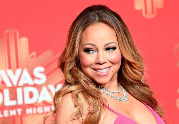 Mariah Carey attends an event on Dec. 2,