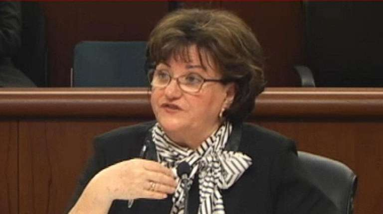 New York State Education Commissioner MaryEllen Elia is