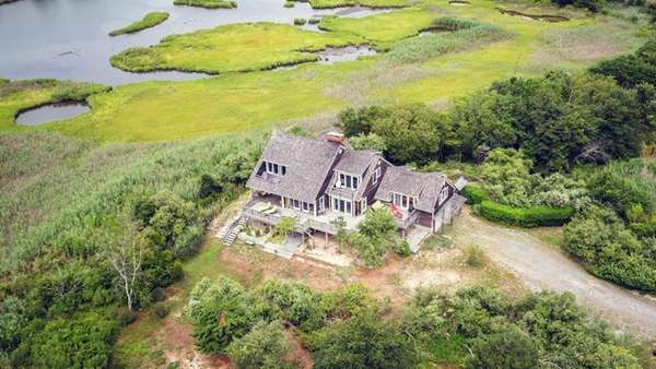 A storied place with views of Great South Bay is under contract
