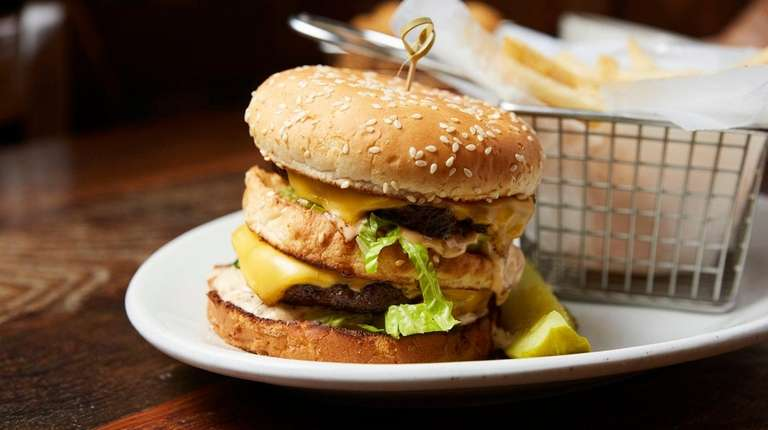 Chefs have riffed on the Big Mac at