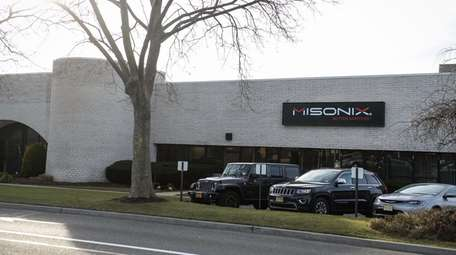 Misonix Headquarters on New Highway in Farmingdale, Monday,