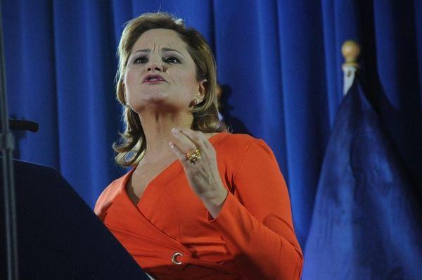 New York City Council Speaker Melissa Mark-Viverito delivered