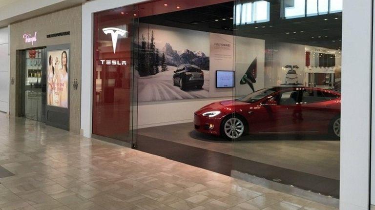 Tesla Motors has opened a