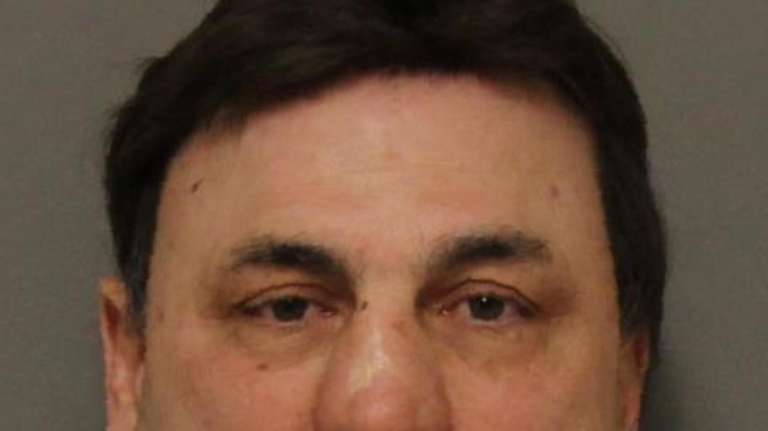 Michael J. Cavilla, 60, of Bridgehampton, was charged