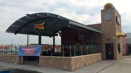 A new drive-in Sonic is set to open