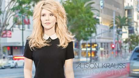 Alison Krauss covers classic country songs on