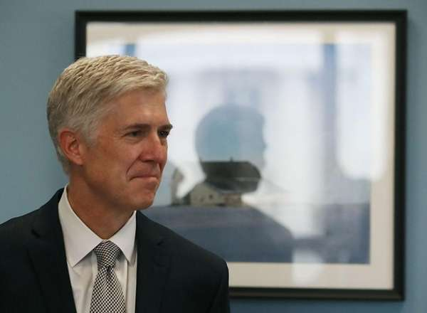Gillibrand thinks Gorsuch will be approved by Senate