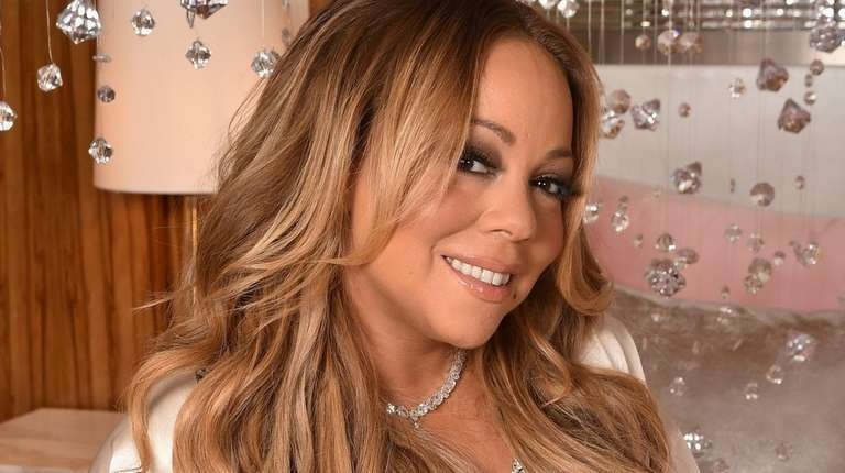 Mariah Carey performed