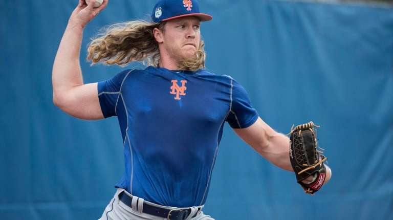 Mets manager Terry Collins named Noah Syndergaard his
