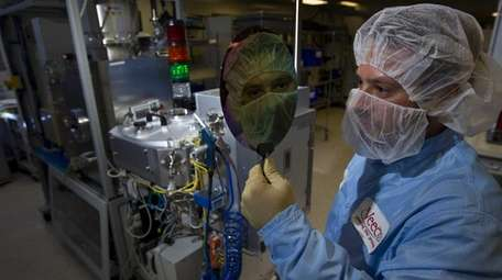 Mathew Levy, a mechanical engineer, holds a data