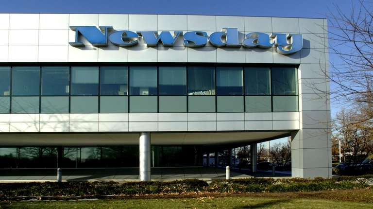 Newsday is located at 235 Pinelawn Road in