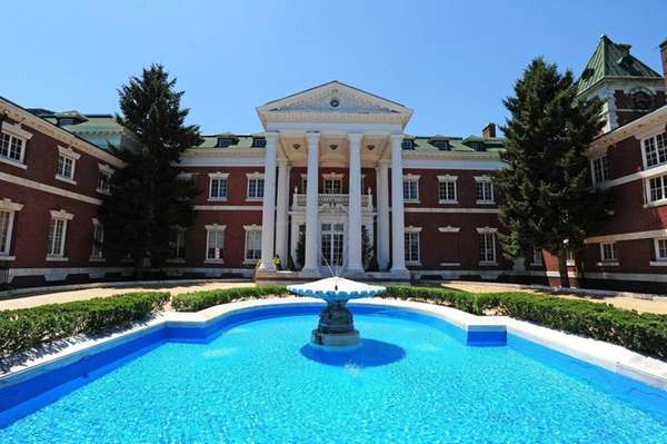 St. John's University sold its waterfront mansion and