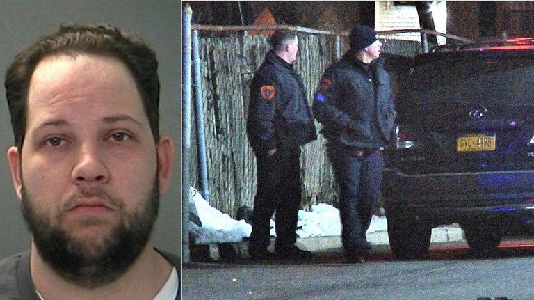 Richard Turner Jr., 36, of Lindenhurst, has been