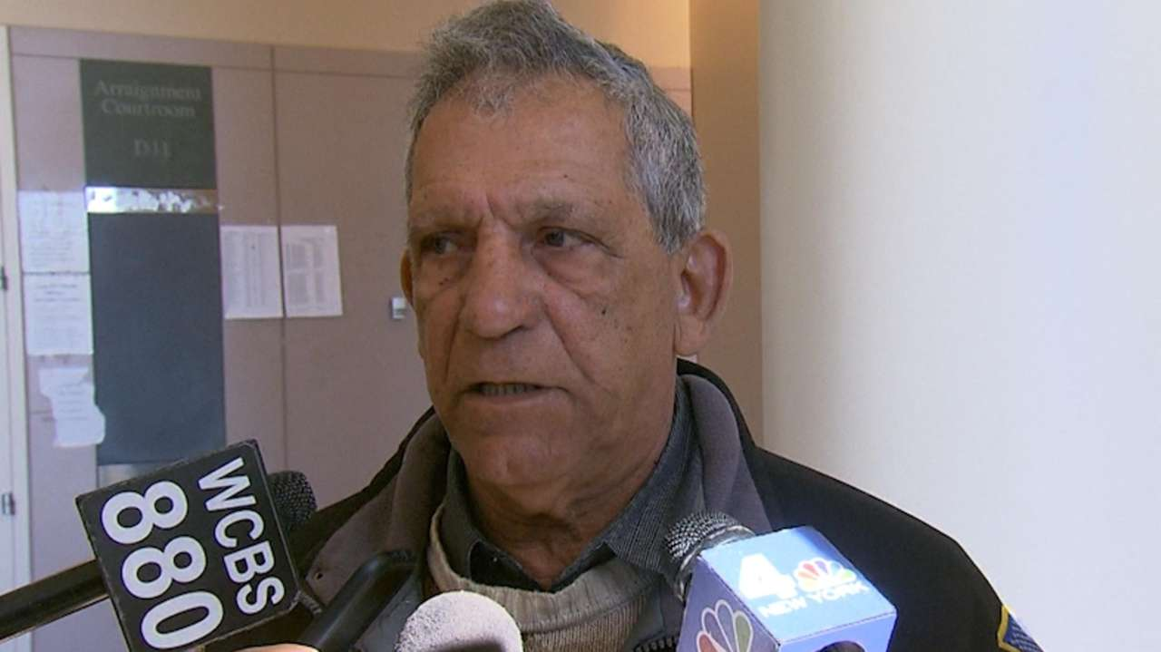 A Lindenhurst man who police said had 28