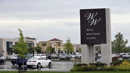 The Walt Whitman Shops in Huntington Station says