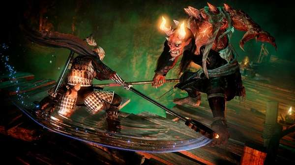 Nioh is a challenging game set in feudal