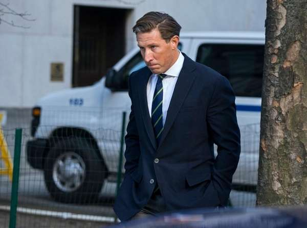 Sean Stewart, the Long Island-bred former investment banker