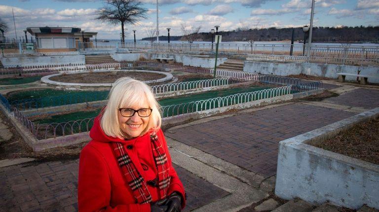 Town Supervisor Judi Bosworth says a master