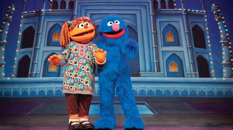 Chamki and Grover in