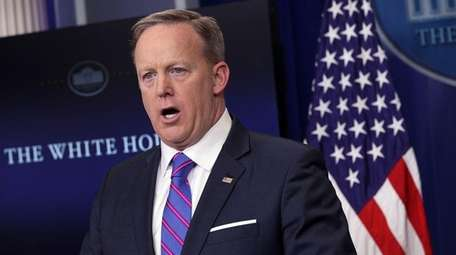 The White House said the AP's report about