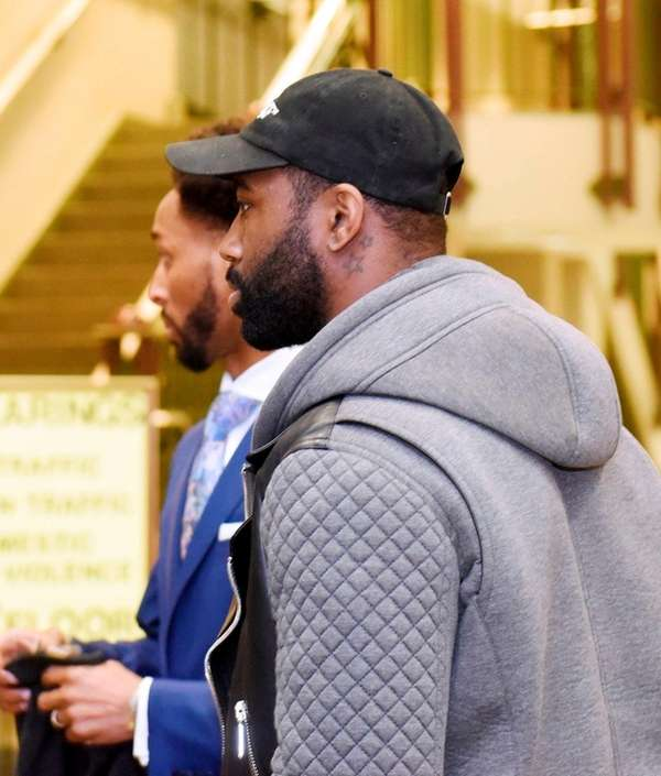 Darrelle Revis makes his way into the Pittsburgh