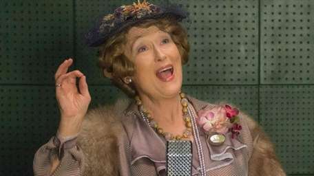 Three-time Oscar winner Meryl Streep in the title