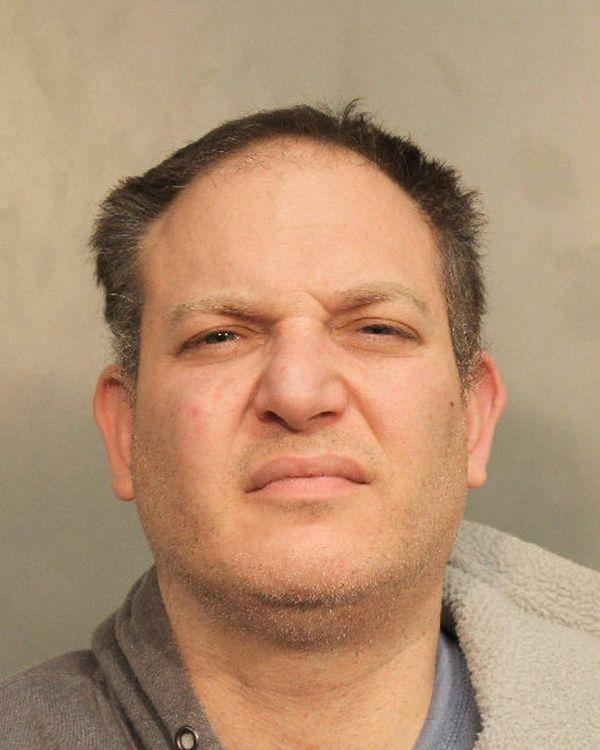 David Abbondondolo, 43, of Syosset, was arrested Friday,