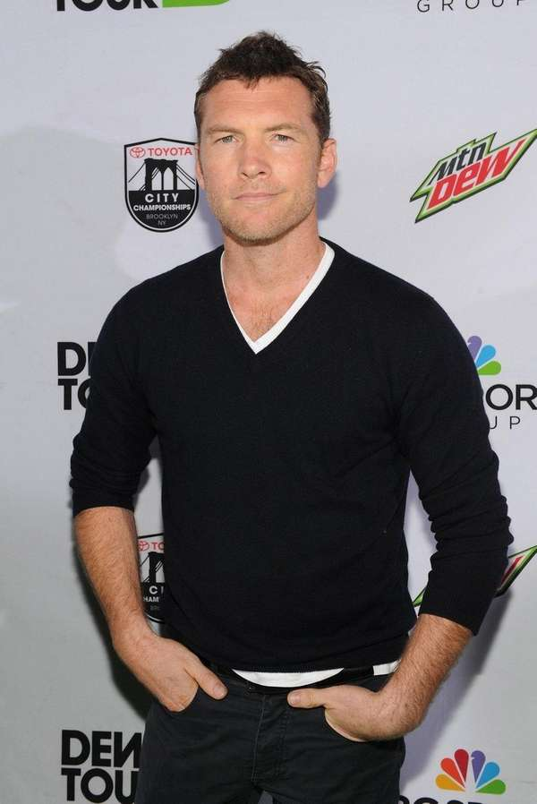 Sam Worthington talks about his new film,