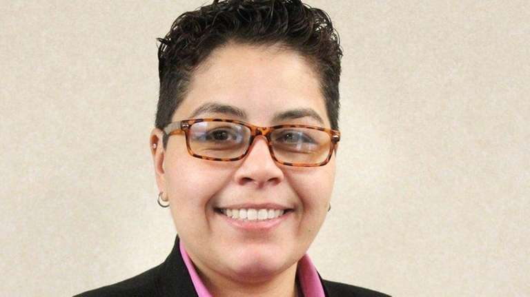 Evelyn Negron, of Brentwood, has been hired as