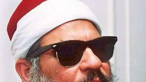 Omar Abdel-Rahman in April 2006. He died in
