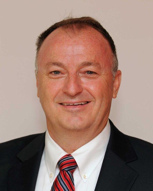 Suffolk County Legis. Rob Trotta is shown in