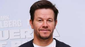 Actor Mark Wahlberg, whose family owns the Wahlburgers