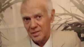 Peter J. Ciulla, 90, died at his North