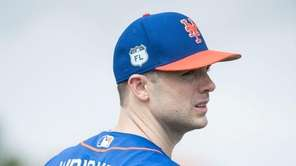 Mets third baseman David Wright on Feb. 19,